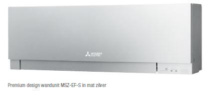 MSZ-EF Silver
