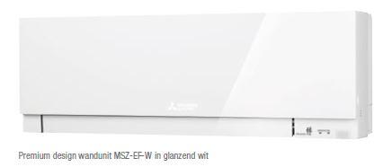 MSZ-EF White