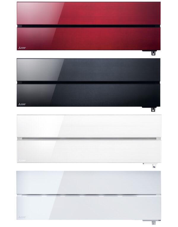 Mitsubishi Electric MSZ-LN serie (Diamond wandunits in 4 kleuren)