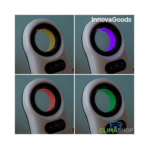 InnovaGoods O·Cool 90W mobiele aircooler en luchtionisator