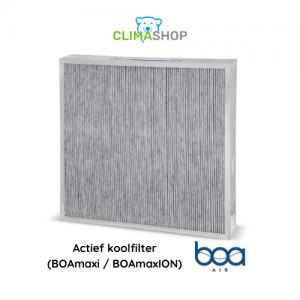 Actief koolfilter (BOAmaxi en BOAmaxION)